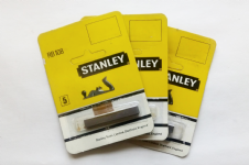 Stanley RB108 - Set of 15 replacement blades